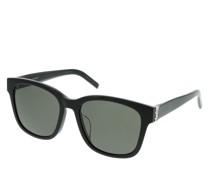 Sonnenbrille SL M68/F-001 55 Sunglass UNISEX ACETATE Black