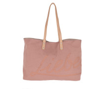 Venezia Liebe Shopper Bag Powder Blossom / Natural Tote