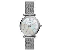 Uhr Carlie Watch Silver