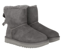 W Mini Bailey Bow II Grey Schuhe