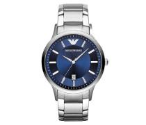 Uhr Watch Dress AR11180 Silver