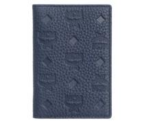 Portemonnaie Mini Tivitat Two-Fold Wallet Leather Navy Blue