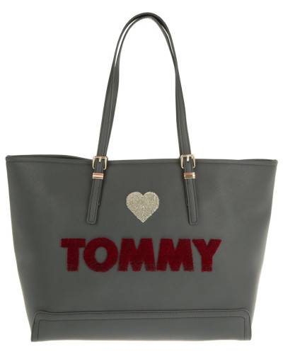tommy hilfiger damen tasche honey ew tote embroidered. Black Bedroom Furniture Sets. Home Design Ideas