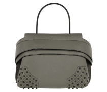 Shoulder Bag Wave Mini Gommino Miami Cashemere Elephant Grey
