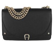 Diadora Bag S Black Umhängetasche