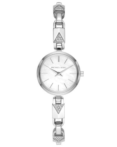 Uhr Watch Jaryn Mercer MK4438 Silber