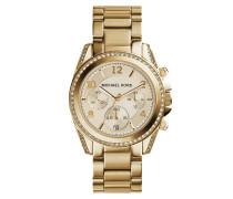 Armbanduhr - Blair Gold-Tone Watch
