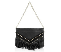 Tasche - Shoulder Bag Leather Black