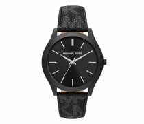 Uhren Men's Slim Runway Three-Hand Stainless Steel Watch