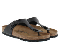 Gizeh Regular Fit Sandal Black Patent Sandalen