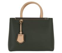 Petite 2Jours Bag Green Tote grün