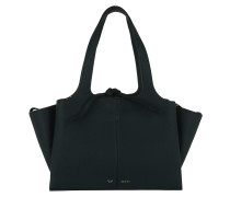 Tri-Fold Small Shopper Deep Sea Tote