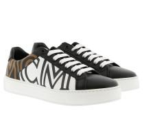 Puma X MCM monogram sneakers Herren Sneaker Herrenschuhe