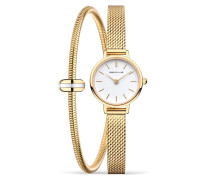 Uhr Classic Gift Set Lovely Yellow Gold