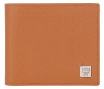 Portemonnaie Small Wallet Cognac