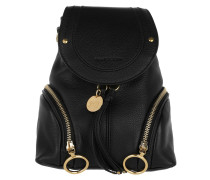 Olga Small Backpack Black Rucksack