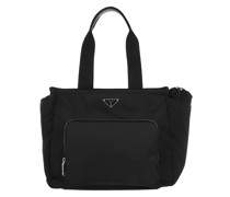 Reisetasche Shopping Bag Black