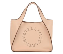 Tote Logo Crossbody Bag Eco Soft Blush