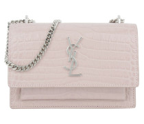 Sunset Chain Wallet Monogramme Umhängetasche Rose Antic