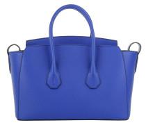 Tasche - Sommet Grained Calf MD Shopping Bag True Blue