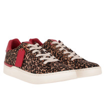 Sneakers Low Line Top Sneaker Natural/Jasper