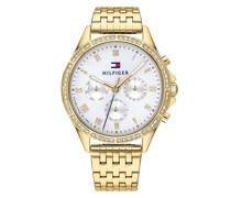 Uhr Multifunctional Watch Yellow Gold