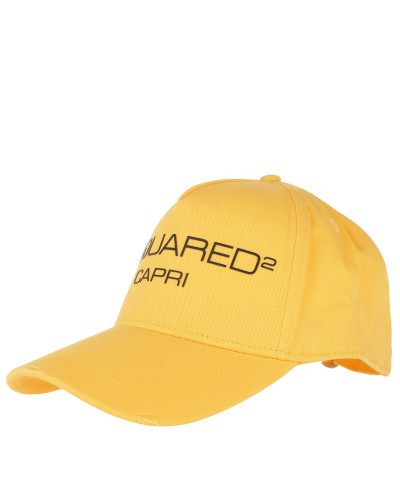Caps Baseball Cap Yellow/Black