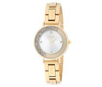 Uhr TLJ1685 Mini Dancing Unique Quartz Watch Yellow Gold