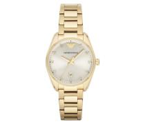 Armbanduhr - Ladies New Tazio Wristwatch Gold