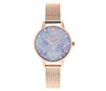 Uhr Watch Under The Sea Rose Gold