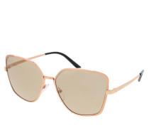 Sonnenbrille Women Sunglasses Conceptual 0PR 60XS Pink Gold/Matte Gold