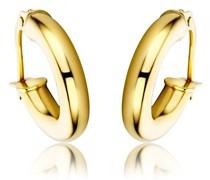 Ohrringe 14KT Creole Earring