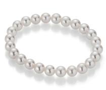 Armband Bracelet Cultured Akoya Pearl White