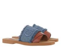 Slipper & Pantoletten Woody Flat Mule