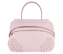 Shoulder Bag Wave Mini Gommino Miami Lilac Satchel