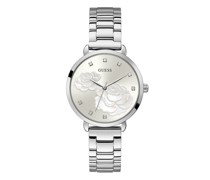 Uhr Ladies Dress Stainless Steel Watch
