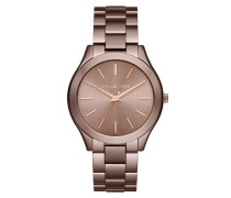 Ladies Slim Runway Watch Sable-Tone Armbanduhr