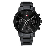 Uhr Multifunctional Watch Dressed Up 1710383 Black