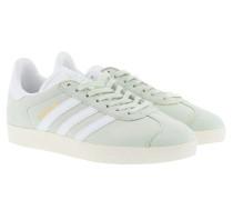 Gazelle W Sneakers Linen Green/ White/ Cream Sneakerss