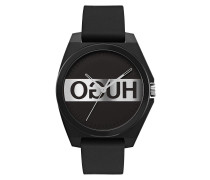 Uhr Women Quartz Watch Black