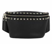 Bauchtaschen Rockstud Belt Bag Calf Leather