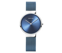 Uhr Watch Classic Women Blue