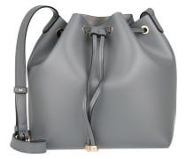 Kim Borsa Pelle Calf Leather Asphalt