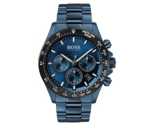 Uhr Chronograph Men Hero 1513758 Blue