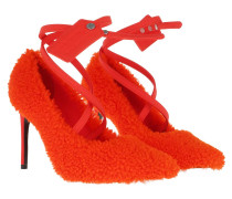 Pumps Ziptie Pump Orange