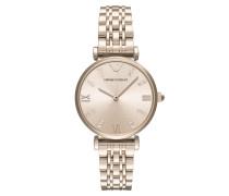 Uhr AR11059 Expanding Strap Metal Watch Pastelrosé