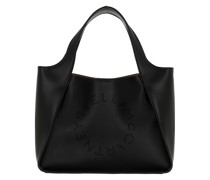 Tote Logo Crossbody Bag Eco Soft Black
