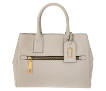 Gotham North/South Tote Pebble grau