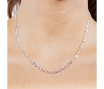 Halskette Medium Figaro 50cm Necklace