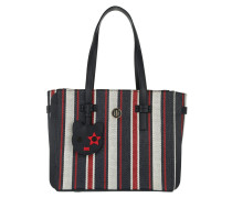 Mascot Tote Corp Stripe Red/Blue rot